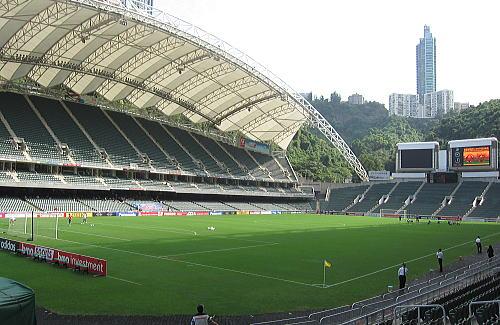 わかの香港サッカー観戦記2012