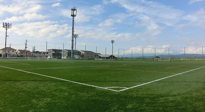 庄内町八幡スポーツ公園サッカー...