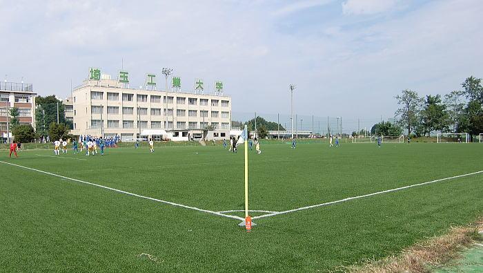 埼玉工業大学サッカーグラウンド