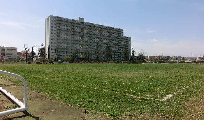 入間市黒須サッカー・野球場