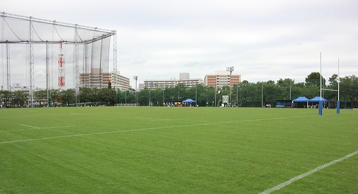 「東京ガス 大森グラウンド(東京都大田区大森東3-28-1)」の画像検索結果