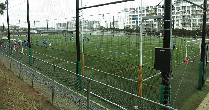 サッカー ゴール が ある 公園