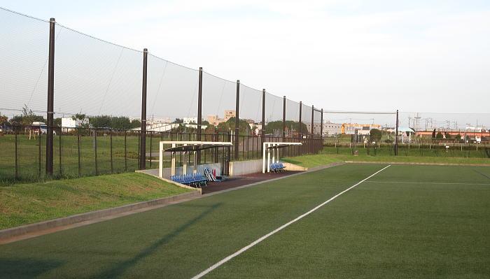 綾瀬スポーツ公園多目的広場