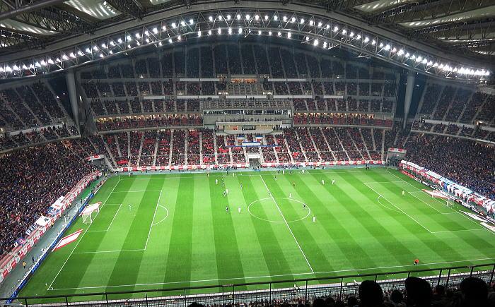 【サッカー】日本代表のW杯セネガル戦会場は「宇宙から来た」スタジアム?「こんなに恐ろしいものは見たことがない」YouTube動画>4本 ->画像>108枚