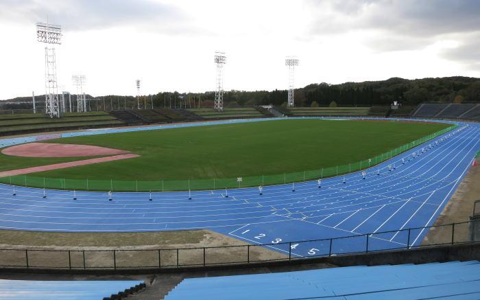 トヨタスポーツセンター陸上競技...