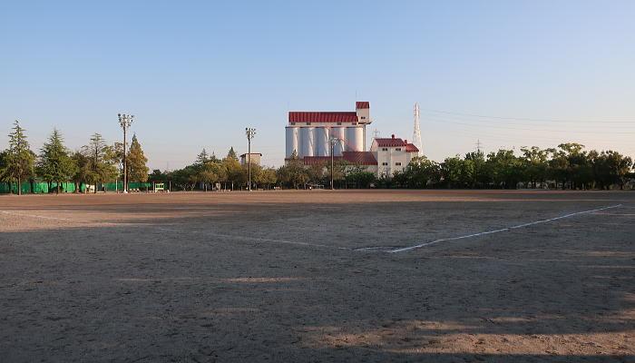 一宮 総合 運動場