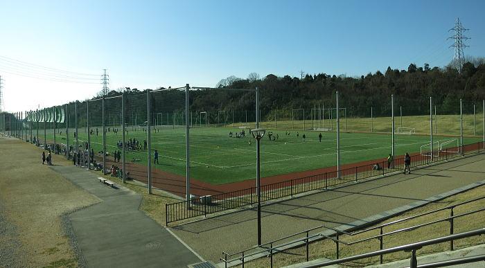 桑名市総合運動公園サッカー場(...