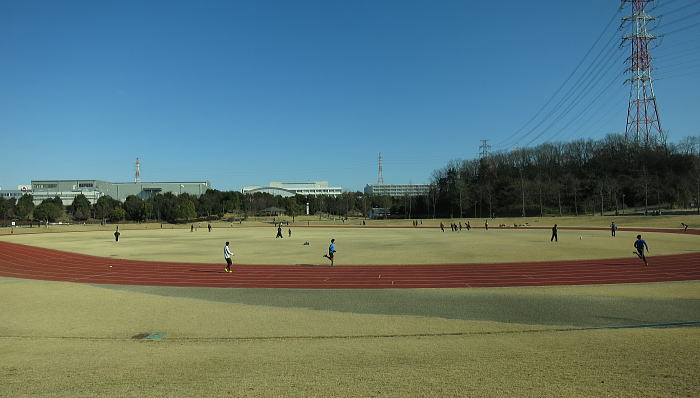 桑名市総合運動公園陸上競技場(...