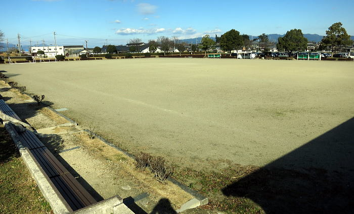 東員町スポーツ公園陸上競技場多目的グラウンド
