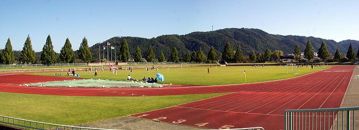 亀岡運動公園陸上競技場