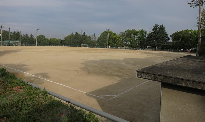 観音寺市総合運動公園広場
