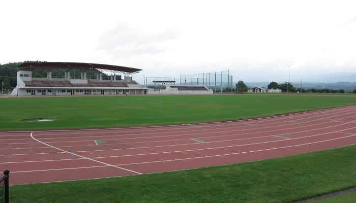 小林総合運動公園市営陸上競技場