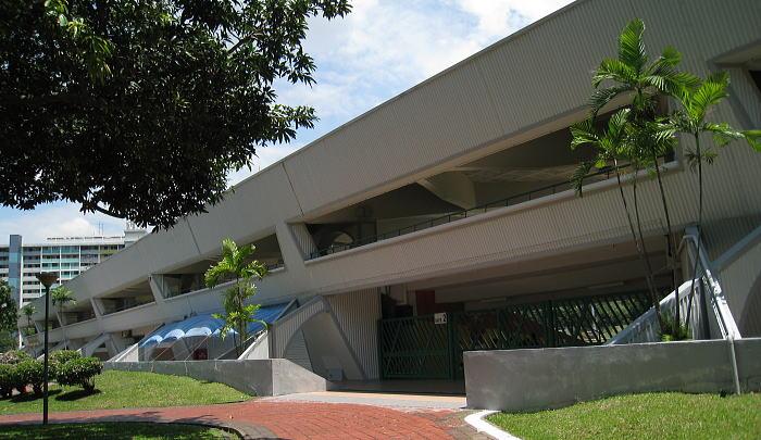 ベドックスタジアム  (Bedok Stadium)